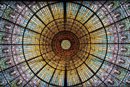 Barcelona ist ein wirtschaftliches und kulturelles  Zentrum Nordspaniens