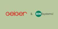 Wilhelm Geiger GmbH & Co. KG und BIMsystems arbeiten gemeinsam an der Weiterentwicklung des BIM-Systems (Quelle: BIMsystems GmbH)