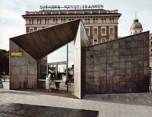 Ferry Terminal Buildings – Copyright Johan Fowelin