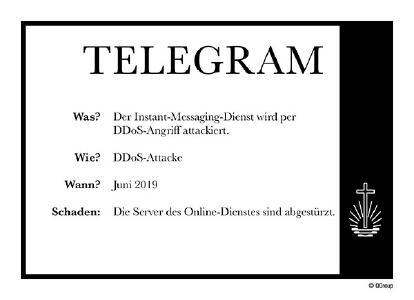 Telegram Hack Juni 2019