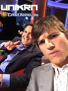 Ashton Kutcher und Guy Oseary