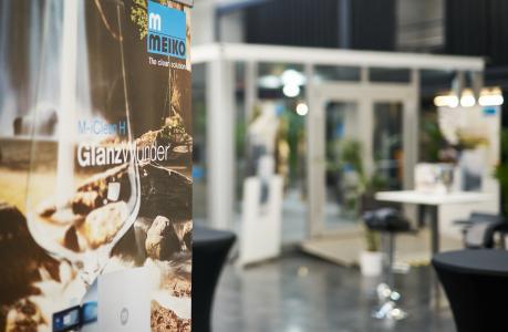 Ergonomie deutschlandweit: M-iClean H