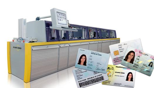 Atlantic Zeiser to Demonstrate Advanced Card Personalization at Cartes Asia