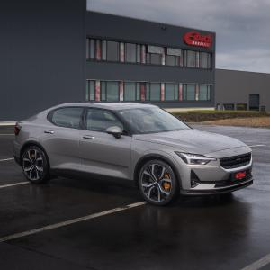 Elektromobilität und Fahrfreude: dank Eibach kein Widerspruch