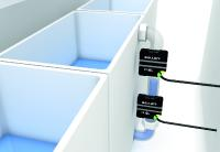 Capacitive Smart Level sensors from Balluff in block-style housings – now also with IO-Link