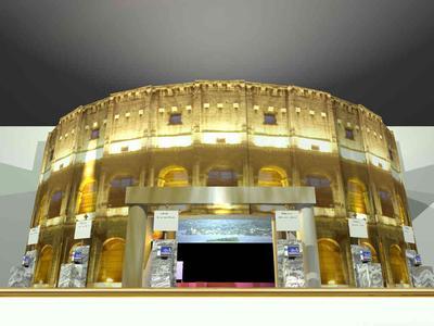 Colosseum Aussen 1