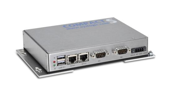 Lüfterloser Embedded Box PC