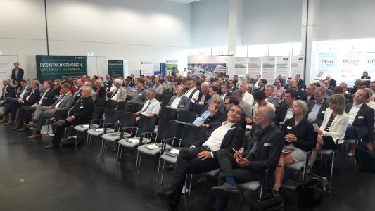 Die 7. PIUS-Länderkonferenz findet in der Handwerkskammer Ostwestfalen-Lippe zu Bielefeld statt. Foto: Effizienz-Agentur NRW