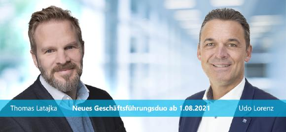 Thomas Latajka und Udo Lorenz