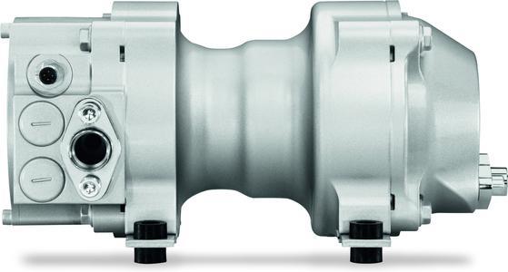 For mobile applications, BITZER designed the two models in the new SPEEDLITE scroll compressor range.