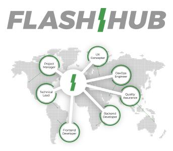 Flash Hub - Digital Projects Without Limits
