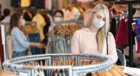 Die Coronakrise setzt dem europäischen Einzelhandel zu.