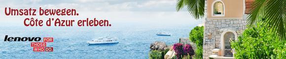 Umsatz bewegen. Côte d'Azur erleben