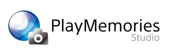 PlayMemories Studio von Sony