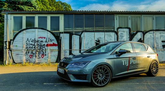 Tij-Power Seat Leon