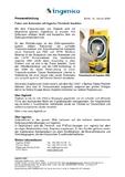 [PDF] Pressemitteilung: Fotos vom Automaten mit Ingenico Terminals bezahlen