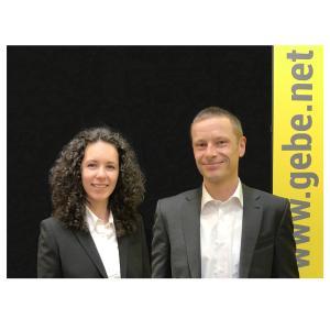 Strategisches Doppel: GeBE verstärkt Vertrieb durch Account Manager Team