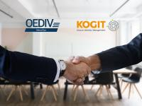 Ankündigung: Partnerschaft mit der KOGIT GmbH