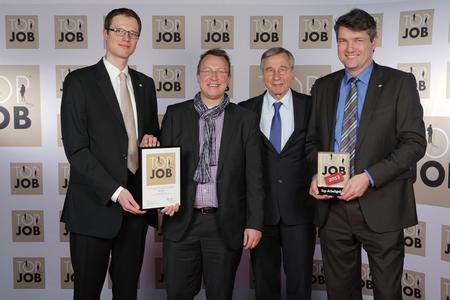 ITML gehört zu den besten Arbeitgebern