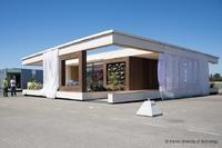 Kölner ClimaLevel Energiesysteme GmbH ist an der Planung und Entwicklung des Siegerhauses beteiligt