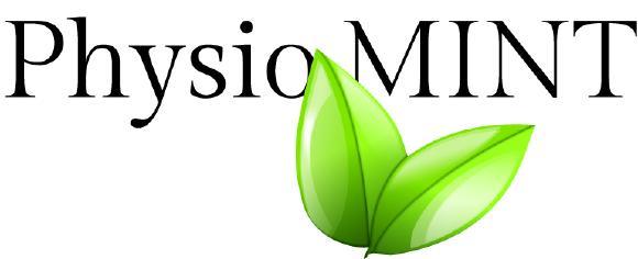 Physio MINT Logo