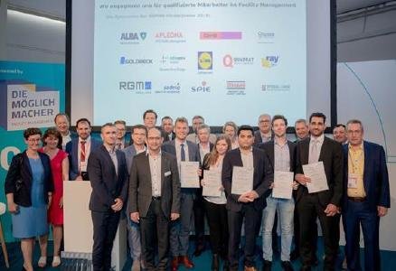 Gewinner der GEFMA-Förderpreise 2019