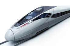 Für den CRH 1, der mit 380 Stundenkilometern auf chinesischen Schienen unterwegs sein soll, fertigt ContiTech Luftfedersysteme