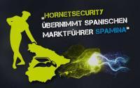 Hornetsecurity übernimmt spanischen Marktführer Spamina