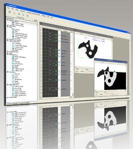 EyeVision 3.0 Benutzeroberfläche