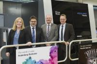 colordruck Baiersbronn selects Heidelberg as its digital printing technology partner and becomes pilot customer for Primefire 106
