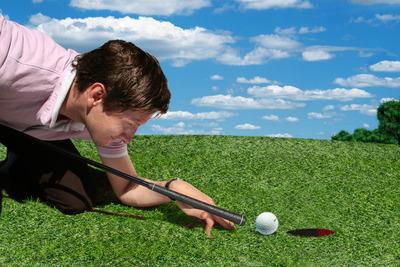 """""""Von ganzem Herzen für den Golfsport"""" - eine bundesweite Aktion der VcG"""