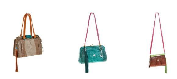 Die Vintage-Handtaschen von SK Silver Key: LYNN, MARY und ZAZA (von links)