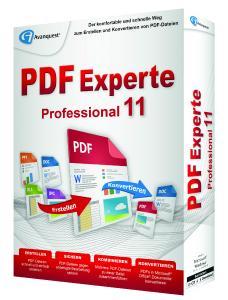 Bewährtes Tool in neuer Version: PDF Experte 11 Professional