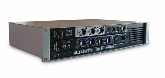 Die neue iDR0 Processoreinheit von Allen&Heath