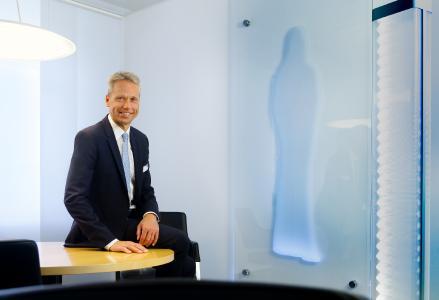 Dr. med. Dirk Albrecht, Vorsitzender der Geschäftsführung der Contilia GmbH