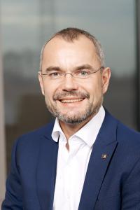 Bernd Rischer, Senior Channel Vertriebsleiter