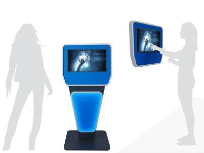 LETO SB Kioskterminal mit 24 Zoll Touchmonitor von Elo Touch Solutions 2494L