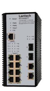 Lantech IES-5408DFT