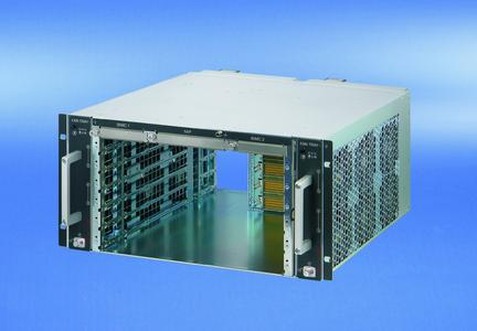 AdvancedTCA-System mit 40 G Backplane