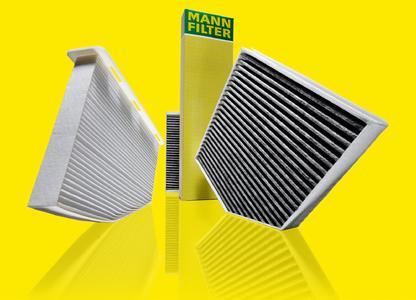 MANN-FILTER Cabin filter