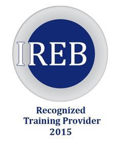 microTOOL ist anerkannter Trainingsanbieter und Silber Partner des IREB