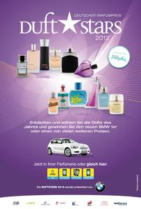 "Wall AG Fragrance Foundation Duftstars 2012 U snap (Copyright ""Fragrance Foundation"")"