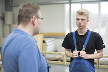 Besonders gefragt: Junge Menschen, die eine Ausbildung in den Bereichen Elektronik, Anlagenmechaniker Sanitär-, Heizungs- und Klimatechnik oder dem Lebensmittelhandwerk machen möchten (Bild: HWK)