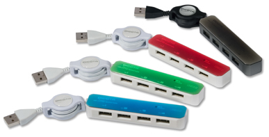 USB-HUB DICOTA Branch Mini