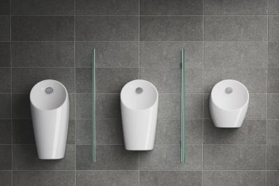 Sphero - Ideal Standard stellt seine neue, revolutionäre Urinal-Kollektion mit intelligenter Technologie vor