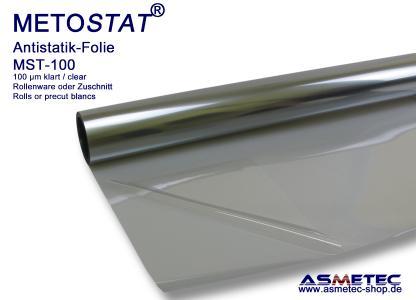 METOStat ESD-Antistatikfolie MST-100K
