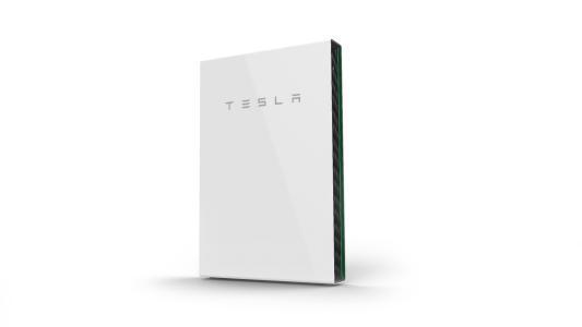 TESLA Powerwall - kompakter Stromspeicher