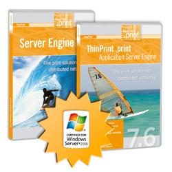Druckoptimierung für Windows Server 2008
