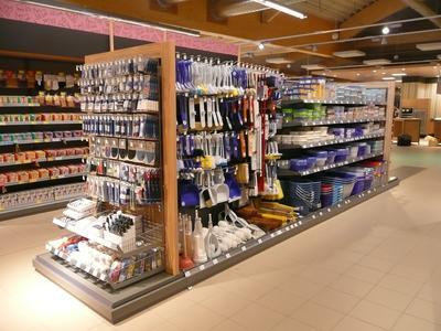 Wenco-Produkte im Einzelhandel