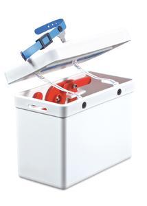 Das ausgeklügelte Verschluss-System des Funsafe ist europaweit patentiert
